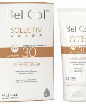 Protetor Solar Bel Col Solectiv Areia FPS 30 - 60g