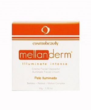 Mellanderm Illuminate Intense - Creme Facial Clareador - 30g Cosmobeauty