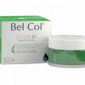 Bel-Col-Oligotouch-Detox-IN-50g-Máscara-Facial-Safira-caixa