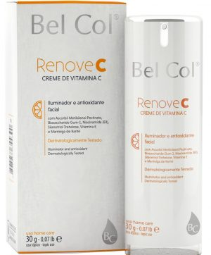 Bel Col Renove C Creme de Vitamina C 30g