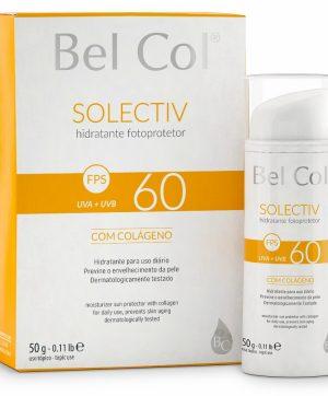Bel Col Solectiv Hidratante Fotoprotetor FPS60 - 50g
