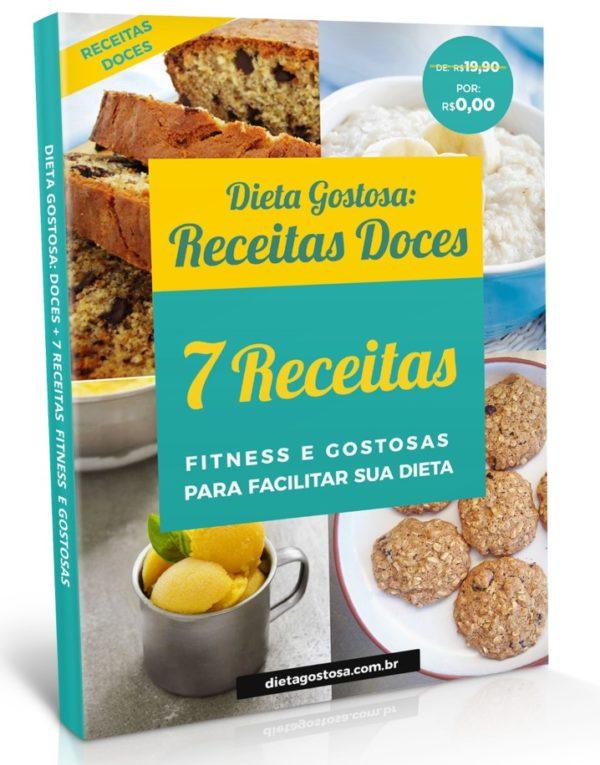 Dieta Gostosa Receitas Doces