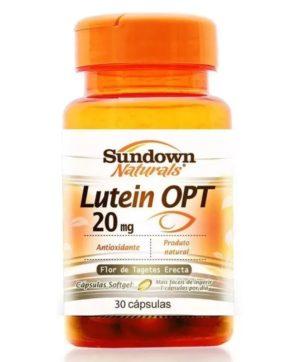Lutein OPT (Luteína) 30 Cápsulas - Sundown Naturals