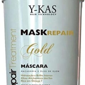 Máscara-De-Tratamento-Ykas-Gold-Mask-Repair-1kg