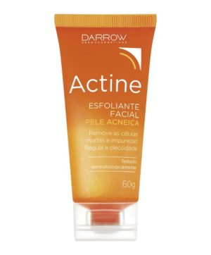 Actine Esfoliante Facial - 60g - Darrow