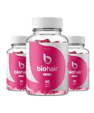BioHair Cap 60 Caps 500mg