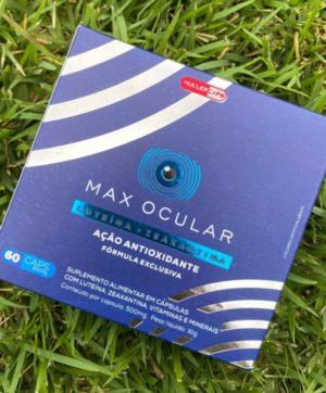 Max Ocular 60 Caps