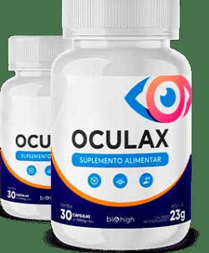 Oculax 30 Cápsulas