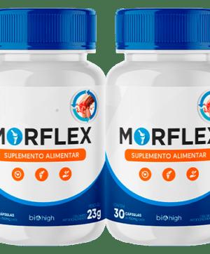 Morflex 30 Cápsulas